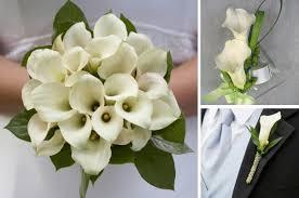 calla flower wedding flowers calla flower wedding
