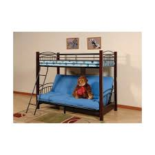 Single Over Futon Bunk Bed Frame Only Mattress Depot - Futon bunk bed frame