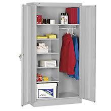 Wardrobe Storage Cabinet Metal Wardrobe Closets Free Shipping At Officefurniture Com