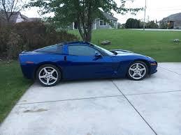 2005 chevrolet corvette z51 great 2005 chevrolet corvette ls2 corvette c6 lemans blue z51