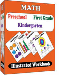 halloween math worksheets exercises for preschool kindergarten