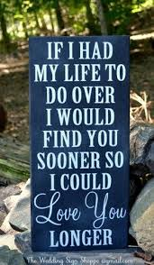 wedding sign sayings quotes ideas chalkboard wood sign painted wedding