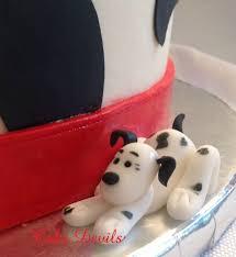 dog cake topper fondant dalmatian dog cake topper dalmatian cake decorations dog