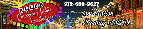 christmas lights in mckinney tx allen christmas lights installation pros professional christmas