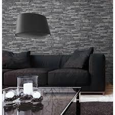 Wohnzimmer Tapeten Design 23 215341 Vista 5 Rasch Textil Anthrazit Granulat Tapete Flur
