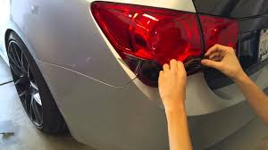 2014 cruze tail lights chevy cruze tail light overlay installation diy video youtube