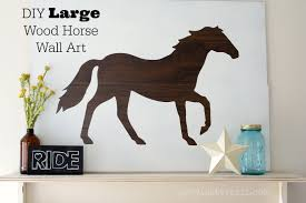 large wood horse website inspiration horse wall art home decor ideas