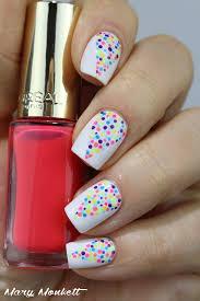 marvelous cute easy nail art nail arts and nail design ideas