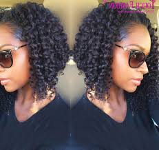 bob sew in hairstyle curly bob hairstyles black hair weave for long and short women stock