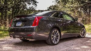 Cadillac Ats Coupe Interior 2017 Cadillac Ats Coupe Review Roadshow