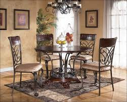Wrought Iron Patio Table And Chairs Kitchen Granite Kitchen Table Wrought Iron Glass End Table