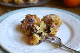 italian ricotta raisin and chocolate doughnuts frittelle ricotta