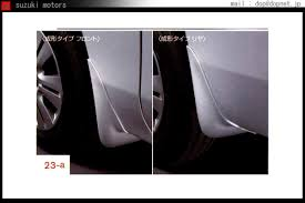 nissan genuine accessories canada suzuki motors rakuten global market nv350 caravan mudguard
