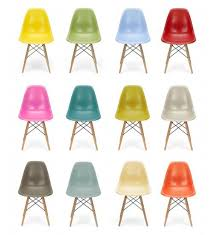 Home Furniture Dining Sets Set Of 4 Charles Eames Inspired Retro Dsw Eiffel Dining Chairs In