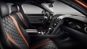 bentley sports car interior bentley flying spur w12 s pursuitist