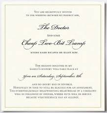 sle wording for wedding programs wedding invitation wording hosting