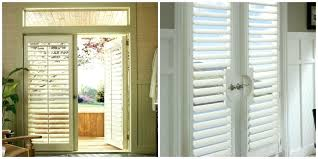 home depot interior shutters sliding door shutters interior shutters size of barn door