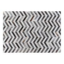 chevron hide rug traditional rugs by style rugs one