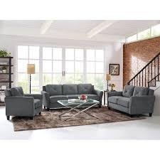 Livingroom Sofa Amazon Com Pearington Merango Microfiber Living Room 2 Seat