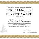 service award certificate template 100 images award