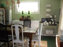 Striped Dining Room Chairs by Green Painted Dining Chairs