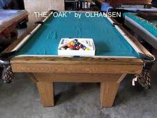 Pool Table Olhausen by Olhausen Pool Table Ebay