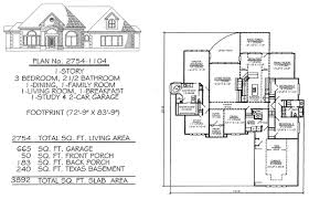 3 bedrooms 2250 2800 square feet