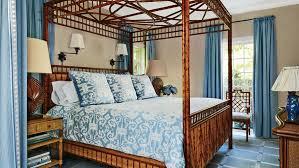 Tropical Island Bedroom Furniture 30 Beautiful Beachy Bedrooms Coastal Living