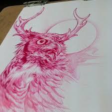 owl half sleeve tattoo com