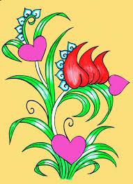 Painting Designs Flower Painting Mam U0027s Designs