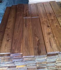 prefnished rustic walnut flooring abc grade walnut solid