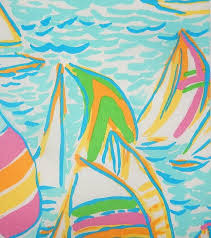 Lilly Pulitzer Home Decor Fabric 727 Best Home Decor Lilly Pulitzer Bedroom Bedding Crafts Images