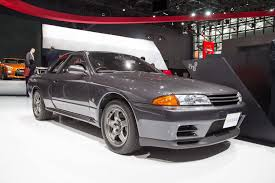 nissan skyline engine nissan gt r and skyline gt r six generations on display in new