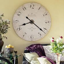brandtworks vintage farm to home oversized wall clock hayneedle