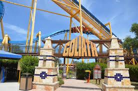 Goliath At Six Flags Six Flags Fiesta Texas Goliath