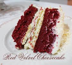 red velvet cheesecake savvy entertaining