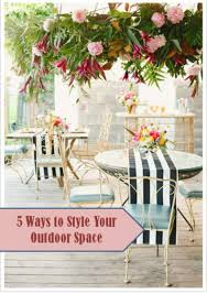 designer tips style your outdoor coastal space