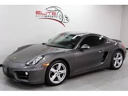 used cayman porsche used porsche cayman for sale with photos carfax