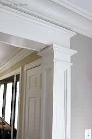 Doorway Molding Design Ideas Moldings House And Doors - Home molding design