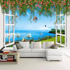 Ent Mural Cuisine Interior Enchanting Modern Mural Murals Wall Decor Custom