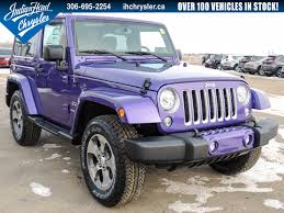 purple jeep new 2017 jeep wrangler sahara 4x4 leather heated seats nav