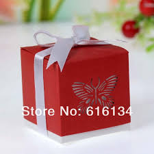 butterfly favor boxes free shipping laser cut butterfly favor boxes wedding favor