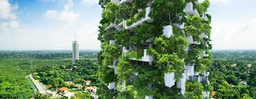 meet the world u0027s largest vertical garden apartment building