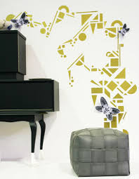 humade create me wall create me wall replaceable wall stickers that give you the freedom to create