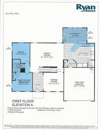ryan home plans uncategorized ryan home rome model floor plan particular in