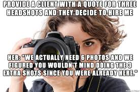 Wedding Photographer Meme - photography woes album on imgur