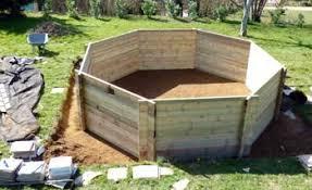 piscine hors sol bois conseils et astuces montage installation