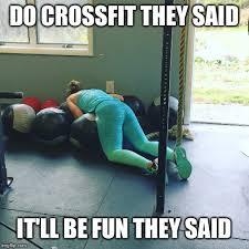 Crossfit Meme - crossfit meme generator imgflip