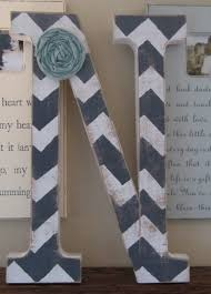 letter home decor extra large custom chevron letters for home decor 23 inch 38 00