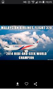 Malaysia Airlines Meme - 4g malaysian airlines flight 370 o malaysi 2014 hide and seek world